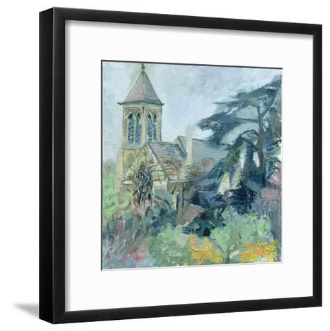 Christ Church, East Sheen-Sophia Elliot-Framed Art Print