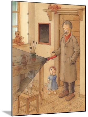 Lantern, 2005-Kestutis Kasparavicius-Mounted Giclee Print
