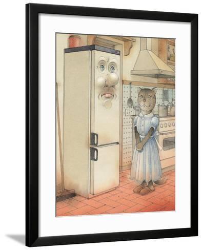 Love Story, 2003-Kestutis Kasparavicius-Framed Art Print