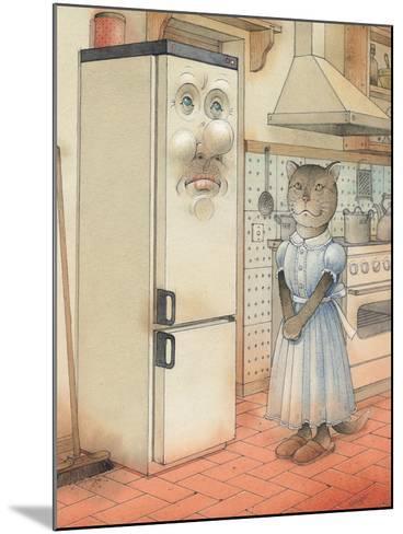 Love Story, 2003-Kestutis Kasparavicius-Mounted Giclee Print