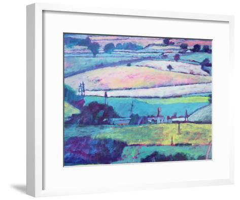 Farm-Paul Powis-Framed Art Print