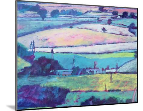 Farm-Paul Powis-Mounted Giclee Print