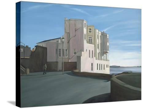 The Royal Pier Hotel, Weston-Super-Mare, 2006-Peter Breeden-Stretched Canvas Print