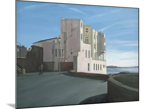 The Royal Pier Hotel, Weston-Super-Mare, 2006-Peter Breeden-Mounted Giclee Print