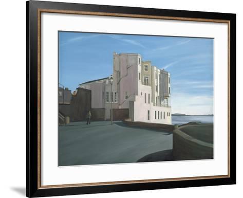 The Royal Pier Hotel, Weston-Super-Mare, 2006-Peter Breeden-Framed Art Print
