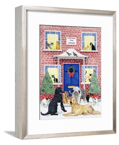 Christmas Warmth-Pat Scott-Framed Art Print