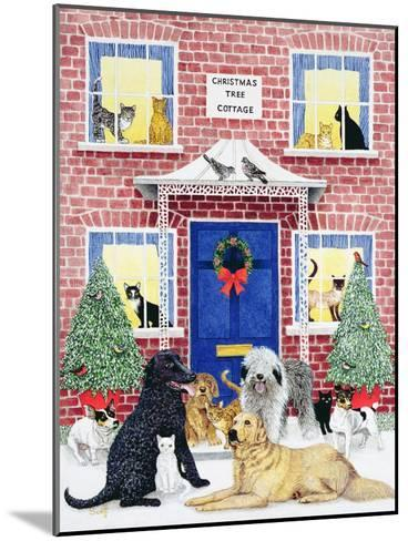 Christmas Warmth-Pat Scott-Mounted Giclee Print