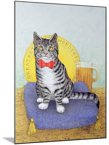 Mr Wonderful-Pat Scott-Mounted Giclee Print