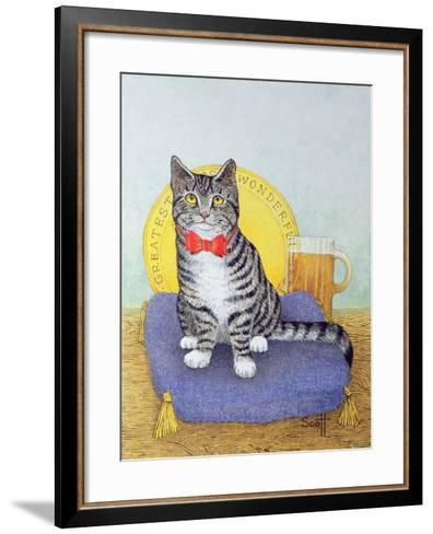 Mr Wonderful-Pat Scott-Framed Art Print