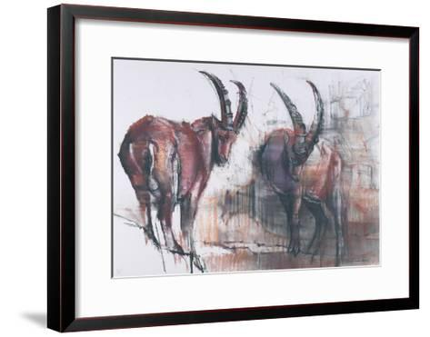 Don't Look Down-Mark Adlington-Framed Art Print