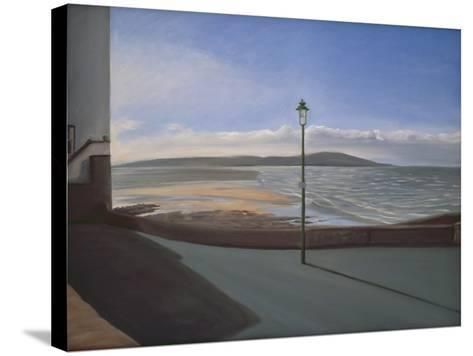Lampost, 2007-Peter Breeden-Stretched Canvas Print