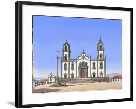 Church of the Misericordia, 1947-Tristram Paul Hillier-Framed Art Print