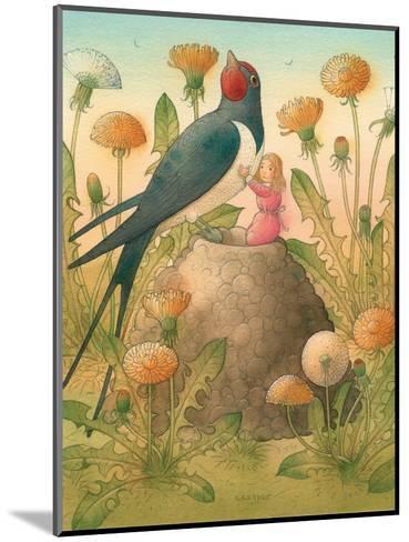 Thumbelina 12, 2005-Kestutis Kasparavicius-Mounted Giclee Print