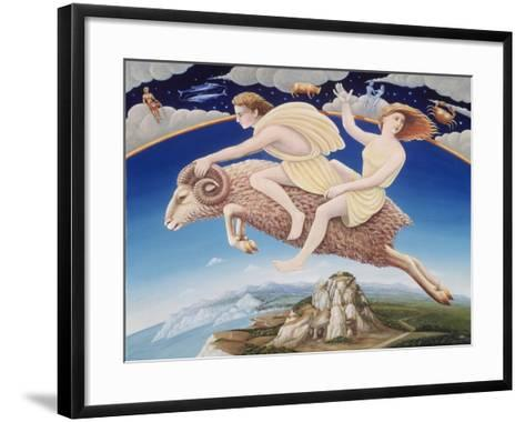 Aries, 1988-Frances Broomfield-Framed Art Print