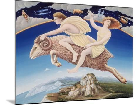 Aries, 1988-Frances Broomfield-Mounted Giclee Print