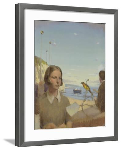 Constellation, 1993-Alan Kingsbury-Framed Art Print