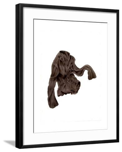 Abject Brown Jumper, 2004-Miles Thistlethwaite-Framed Art Print