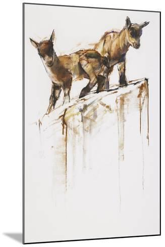 Rock Play, 2005-Mark Adlington-Mounted Giclee Print