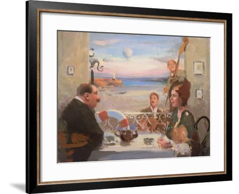 Tea Dancing, 2004-Alan Kingsbury-Framed Art Print