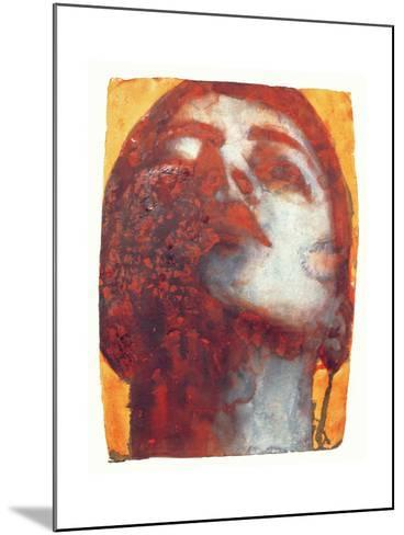 Head, 2000-Graham Dean-Mounted Giclee Print