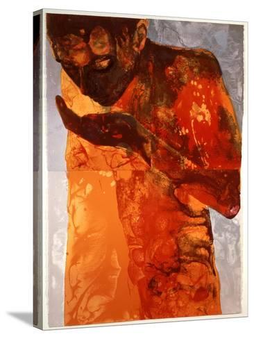 Sip, 1999-Graham Dean-Stretched Canvas Print