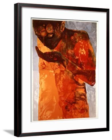 Sip, 1999-Graham Dean-Framed Art Print