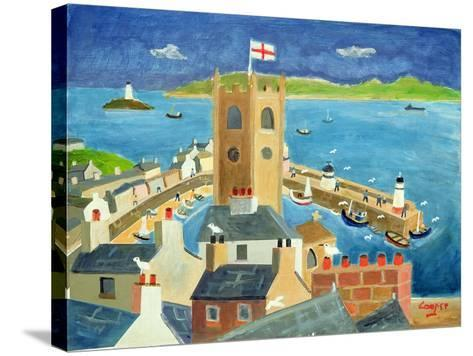 St. Ives-William Cooper-Stretched Canvas Print