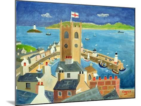 St. Ives-William Cooper-Mounted Giclee Print