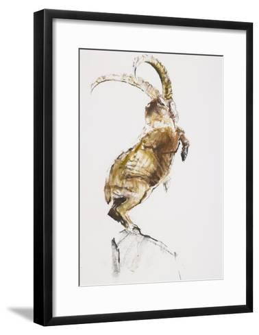 King of the Mountain, 2005-Mark Adlington-Framed Art Print