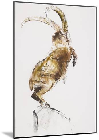 King of the Mountain, 2005-Mark Adlington-Mounted Giclee Print