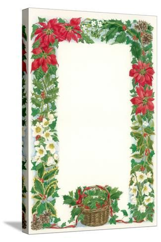 December, 1993-Linda Benton-Stretched Canvas Print