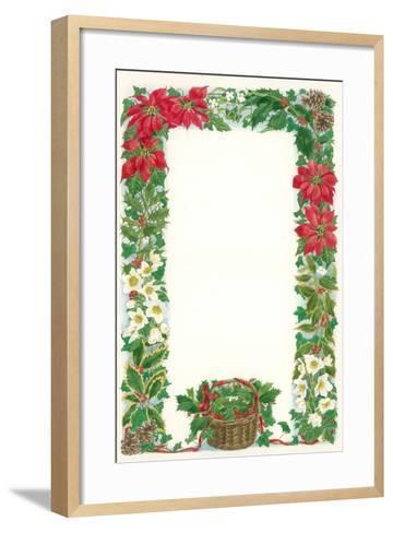 December, 1993-Linda Benton-Framed Art Print