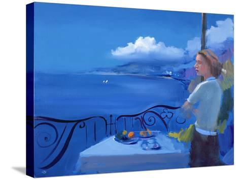 Aegean, 2005-Alan Kingsbury-Stretched Canvas Print