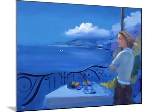Aegean, 2005-Alan Kingsbury-Mounted Giclee Print