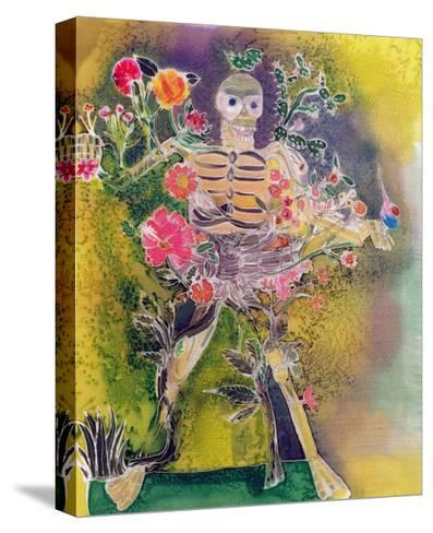 Day of the Dead, 2006-Hilary Simon-Stretched Canvas Print
