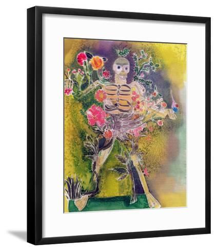 Day of the Dead, 2006-Hilary Simon-Framed Art Print