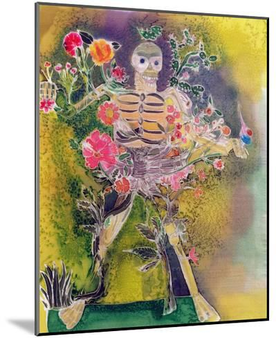 Day of the Dead, 2006-Hilary Simon-Mounted Giclee Print
