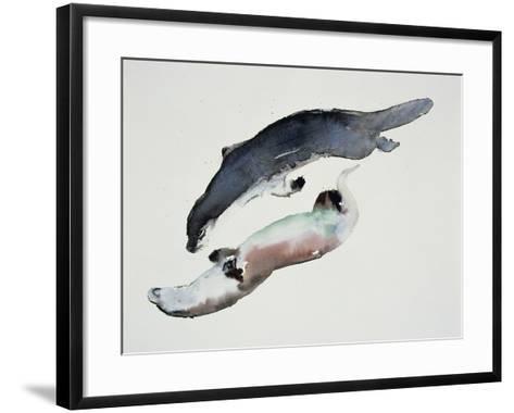 Yin Yang-Mark Adlington-Framed Art Print