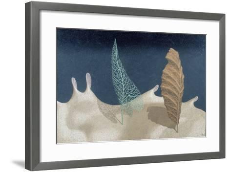 Encounter, 1947-John Armstrong-Framed Art Print