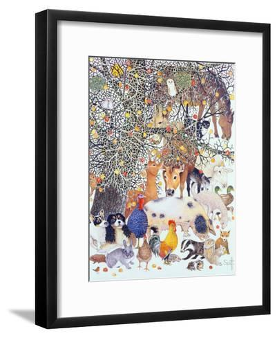 A Tasty Treat-Pat Scott-Framed Art Print