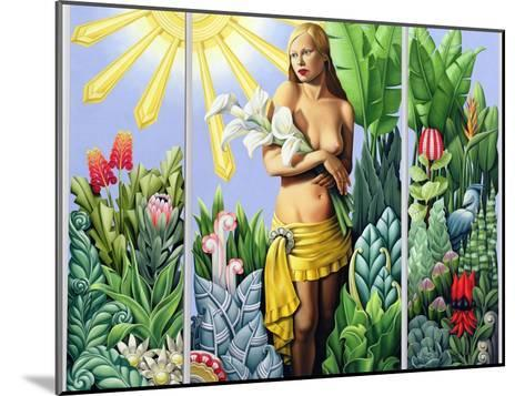 Eden (Triptych) 2006-Catherine Abel-Mounted Giclee Print