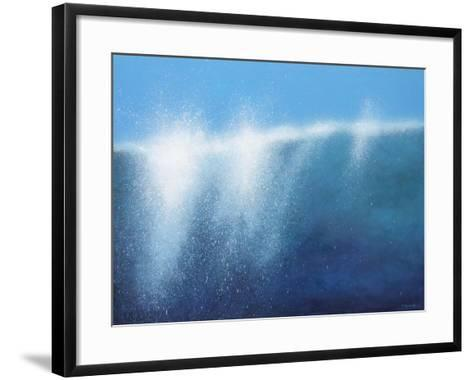 Sea Picture II, 2008-Alan Byrne-Framed Art Print