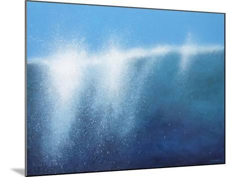 Sea Picture II, 2008-Alan Byrne-Mounted Giclee Print