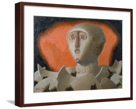 Helen of Troy, 1957-John Armstrong-Framed Art Print