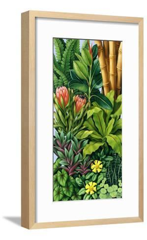 Foliage III, 2005-Catherine Abel-Framed Art Print