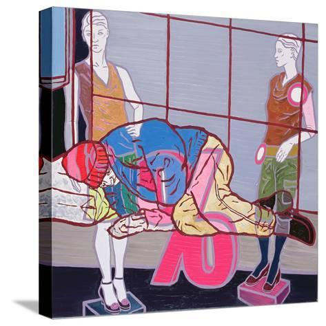 Discounted Products III, 2007-Nora Soos-Stretched Canvas Print