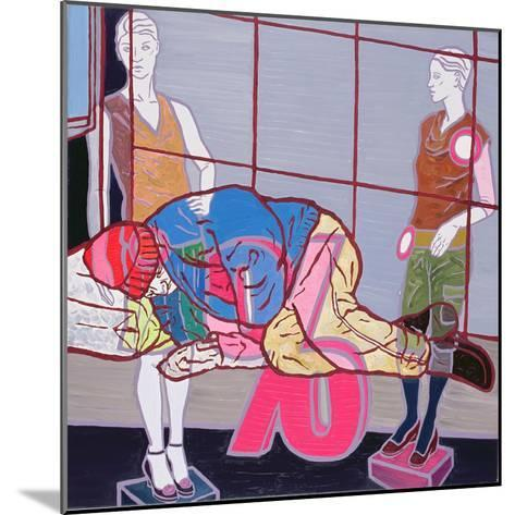 Discounted Products III, 2007-Nora Soos-Mounted Giclee Print