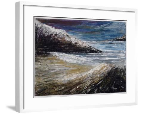 Tranquil, 2005-Ikahl Beckford-Framed Art Print