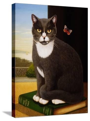 Sidney, 1993-Frances Broomfield-Stretched Canvas Print
