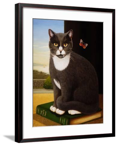Sidney, 1993-Frances Broomfield-Framed Art Print